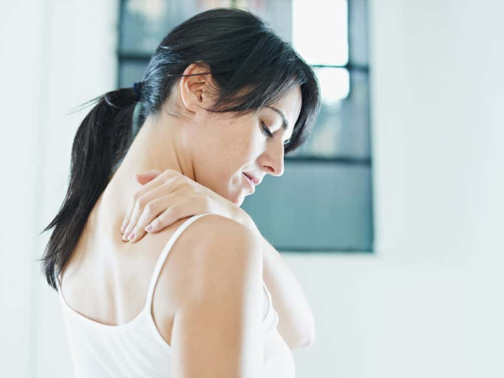 50 Yoga poses for neck pain relief & shoulder relaxation