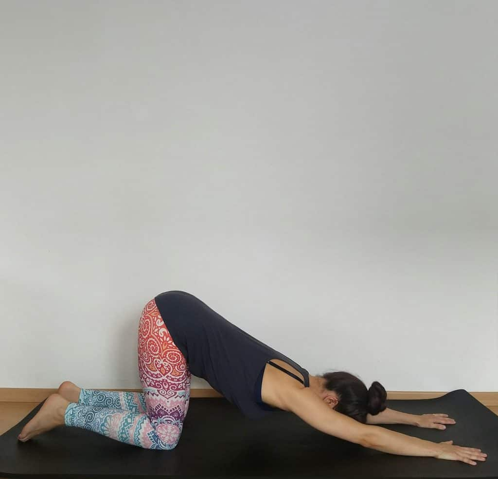 31 Yoga poses for neck pain relief & shoulder relaxation
